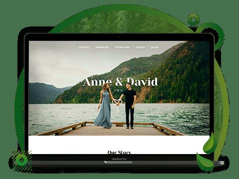 Anne & David