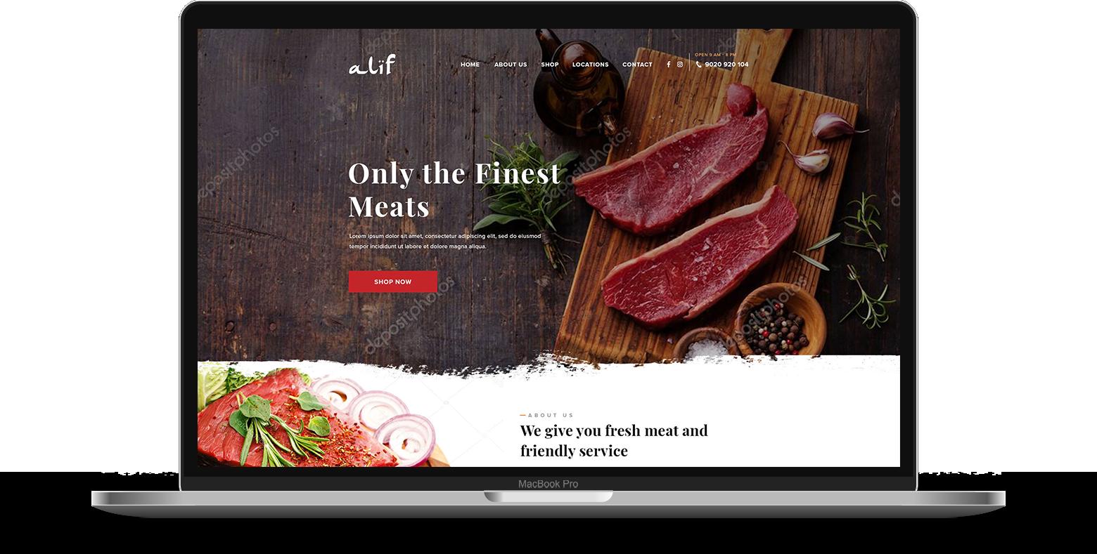 Alif Meat Merchants